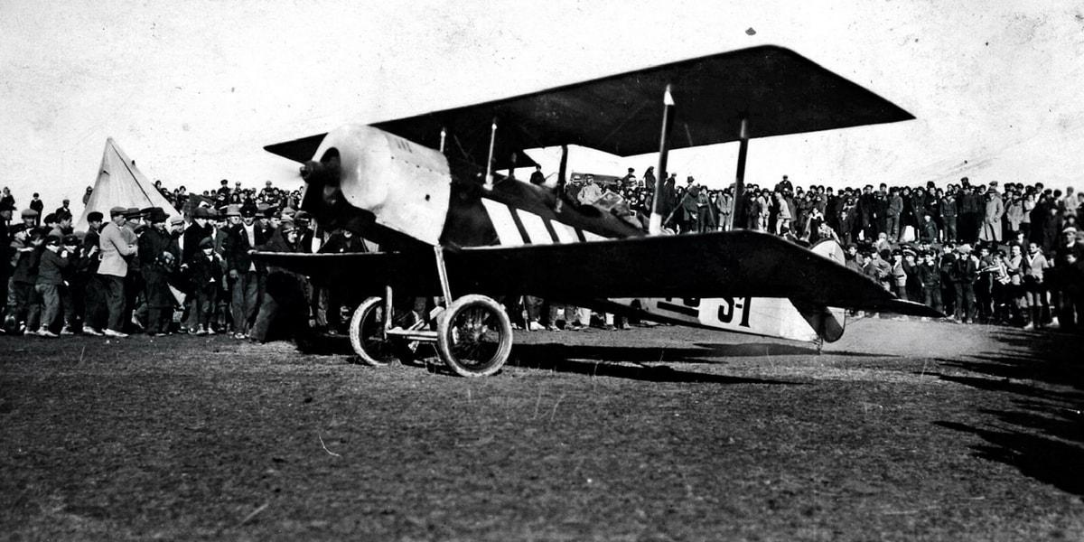 Vecihi Hürkuş'un Uçak Tasarımı