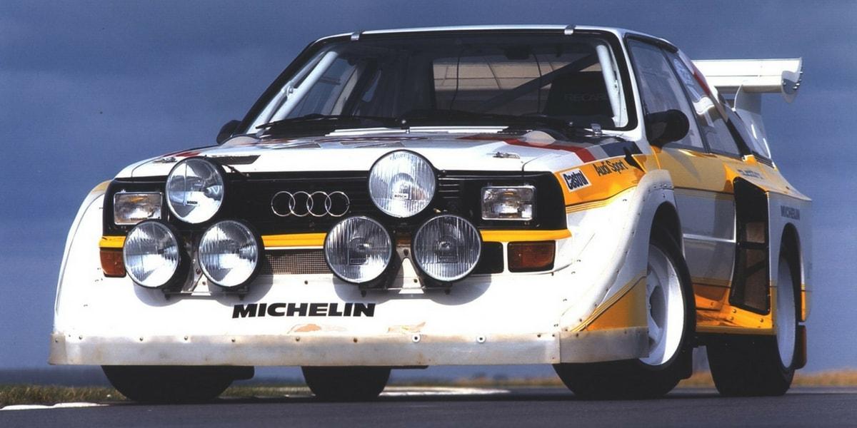 Audi Quattro'nun Tarihi