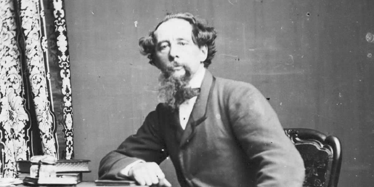 Charles Dickens'in Hayatı
