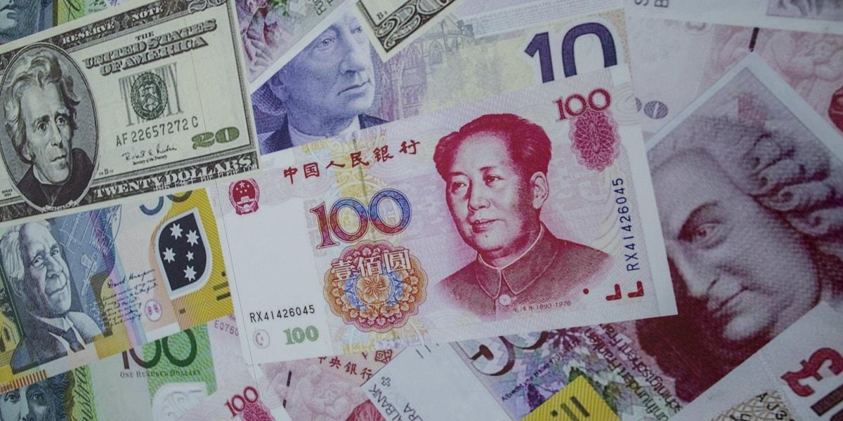 En Çok İşlem Gören Çin Yuanı Pariteleri