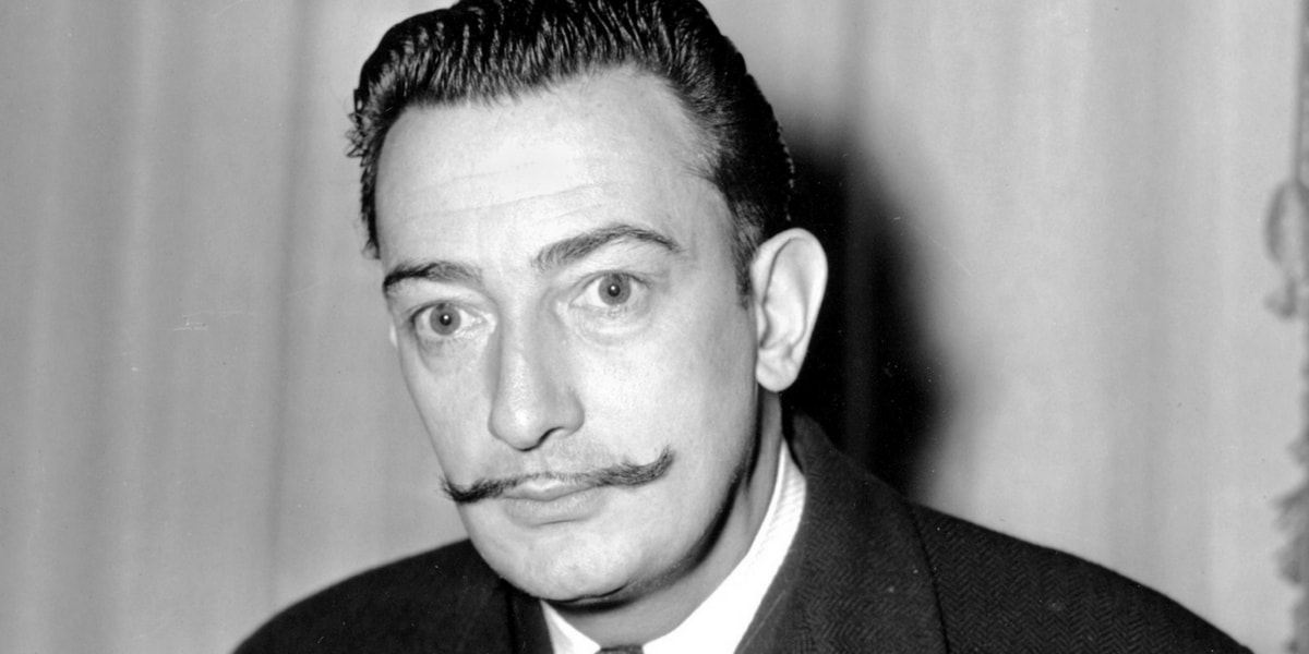 Salvador Dali'nin Hayatı