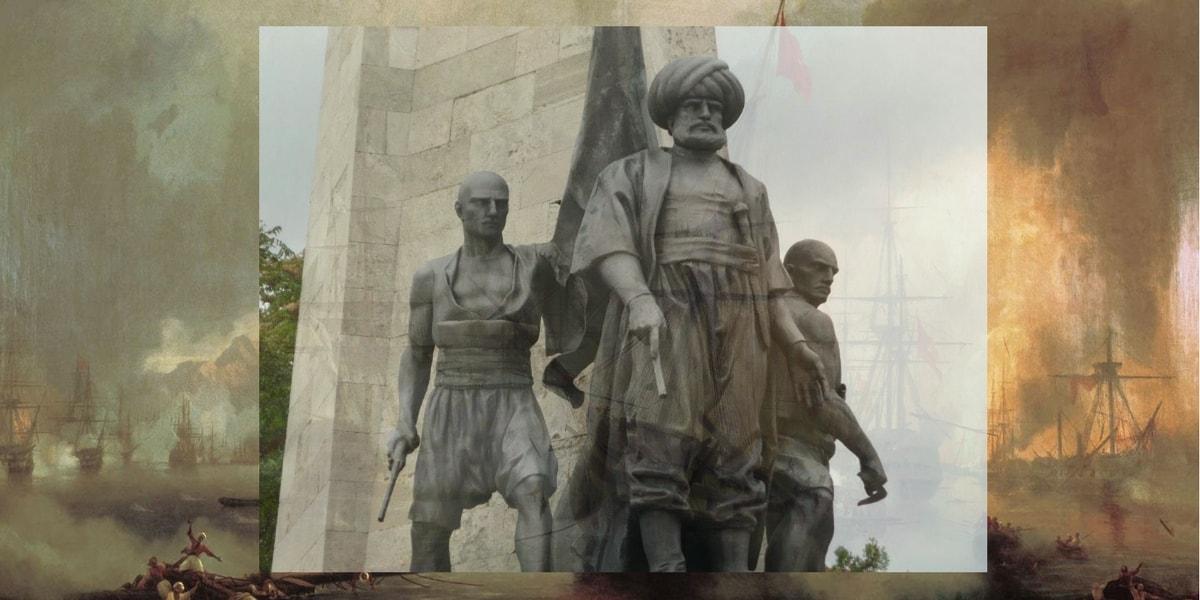 Yahya Kemal'in Barbaros Hayreddin Paşa'ya Yazdığı Şiir