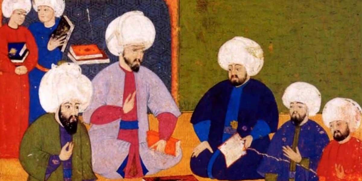 Çandarlı Halil Paşa'nın Hayatı