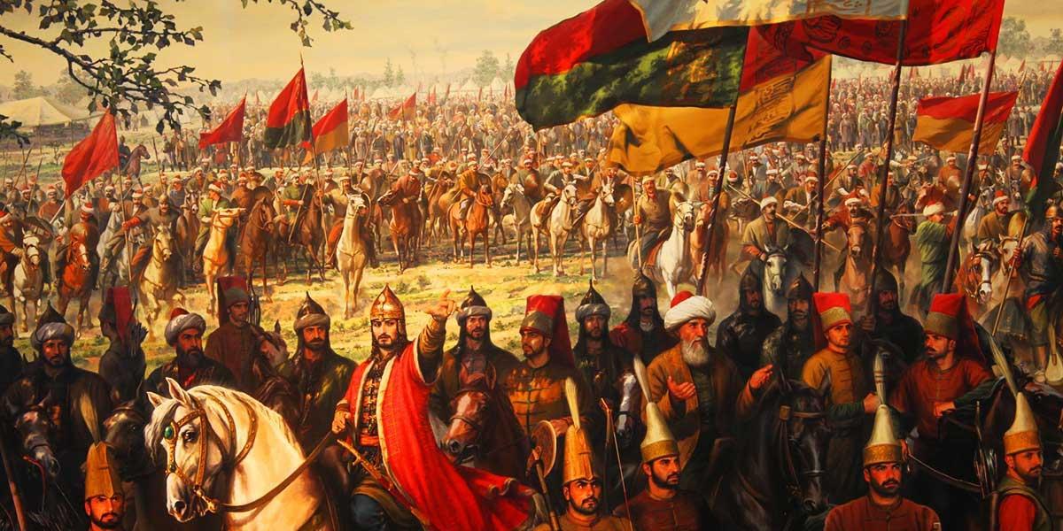 Çandarlı Halil Paşa İhanet Etti mi?