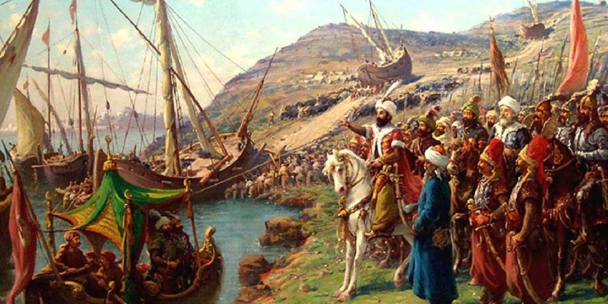 Fatih Sultan Mehmet ve 1453 İstanbul'un Fethi