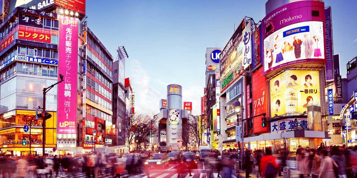 Kısaca Japonya'nın Ticari İlişkileri
