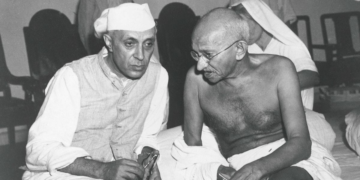 Mahatma Gandhi'nin Hayatı