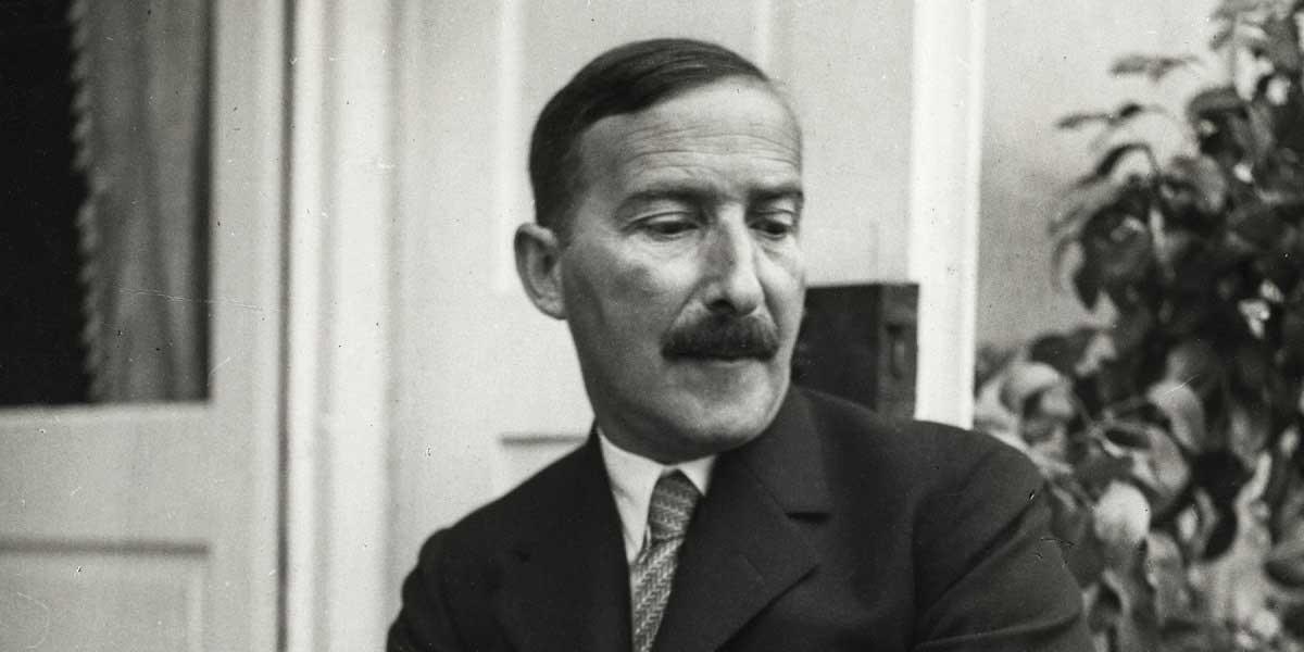 Stefan Zweig'in Hayatı