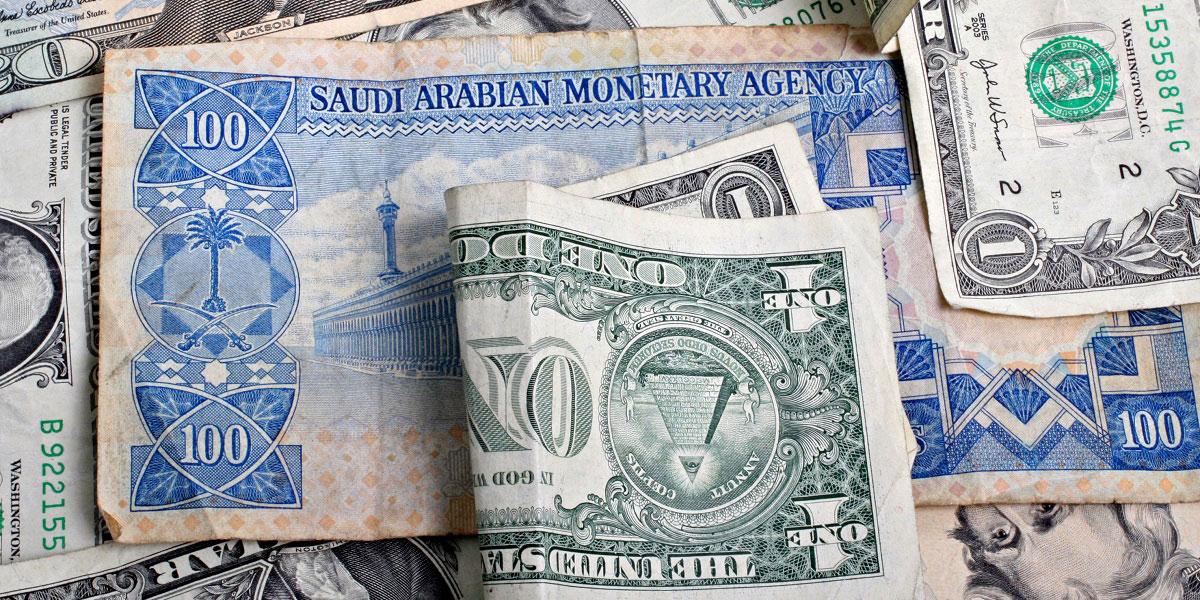 En Çok İşlem Gören Suudi Arabistan Riyali Pariteleri