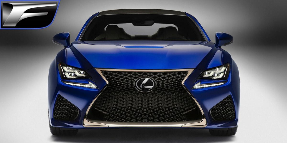 Toyota - Lexus F Nedir
