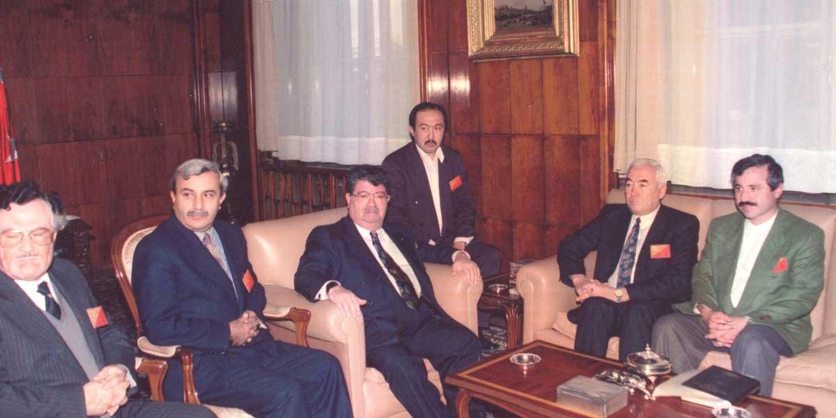Turgut Özal'ın Cumhurbaşkanlık Dönemi