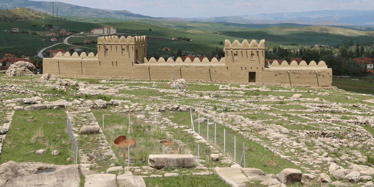 Hattuşaş Antik Kenti Nerededir?